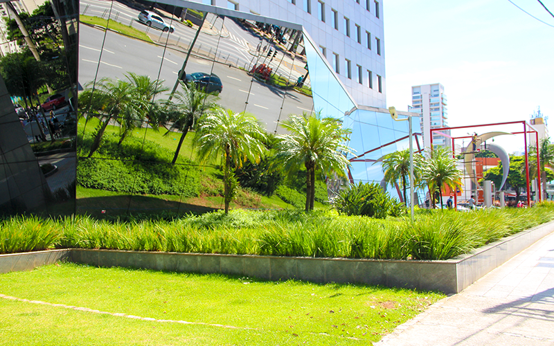 Arquitetura e Urbanismo do bairro do Itaim Bibi