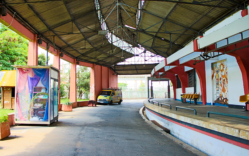 Bairro Lapa Zona Oeste - Estação