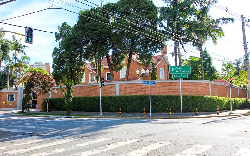 Rua dos Jardins